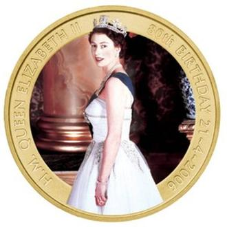 АВСТРАЛИЯ. The Perth Mint. 2006. 50 cents. The Queen's Birthday.
