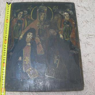 Старая Иконав украинка 40х30