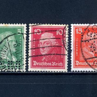 Германия. Рейх. Личности 1926 г.
