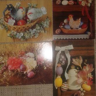 Листівки (открытки) ГДР, СРСР