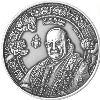 БУРКИНА-ФАСО 1500 ФРАНКОВ КФА 2014 СЕРЕБРО