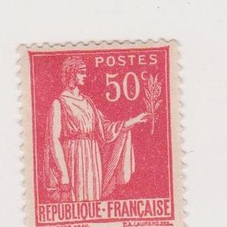 1932 Франция №276 (Мі) Стандартный выпуск**