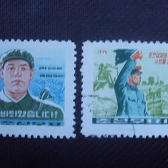 КНДР 1970г.гаш.