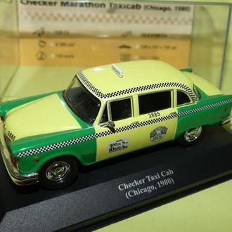 Altaya IXO Checker Marathon Taxicab Chicago 1980