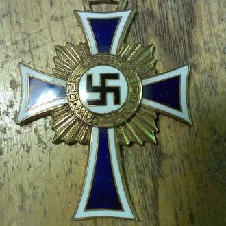 Крест матери 1 ст., Германия, 3 Рейх.