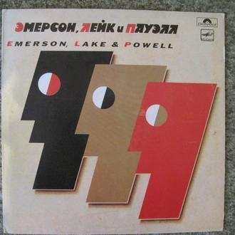 """EMERSON, LAKE & POWELL  Emerson, Lake & Powell     LP 12""""    NM-/Ex+"""