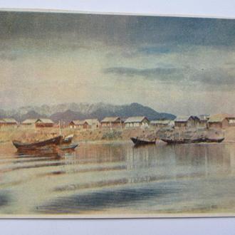 На реке Баргузин, изд Правда, 1956
