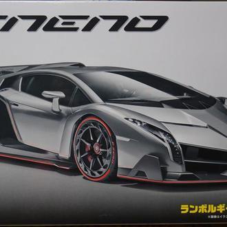 Сборная модель автомобиля Lamborghini Veneno  1:25 Fujimi