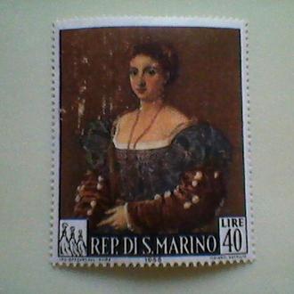 Искусство  Сан-Марино.