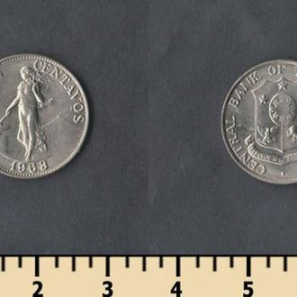 Филиппины 10 сентаво 1963