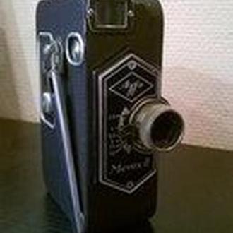 Кинокамера Agfa Movex 8