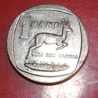 1 ранд 1997 г ЮАР