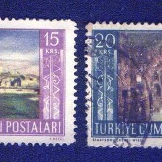 Турция (1953) Виды города Эфес