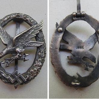 Нагрудный знак «Стрелок-бортрадист»