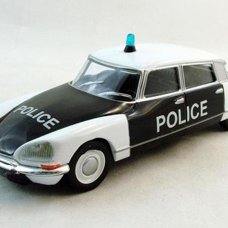 Citroen DS21 - Police FR - Полицейские машины мира №33