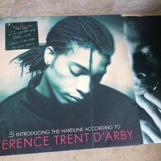 Terence Trent D'Arby (Holland) Electric Blues, Rhythm &  Blues, Soul, Funk  LP