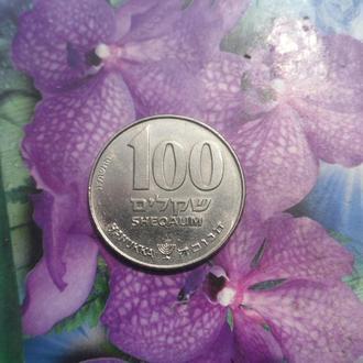 Израиль 100шекелей/ханука