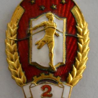 Китайский спортивный знак (1)