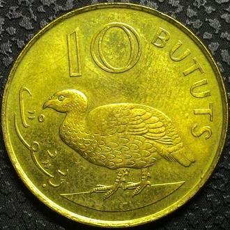 Гамбия 10 бутут 1998 год СОСТОЯНИЕ!!