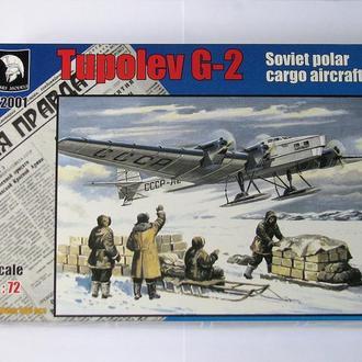 Mars Models - 72001 - Туполев Г-2 Советский полярный транспортный самолёт - 1:72