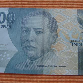 Индонезия 2000 рупий - 2016