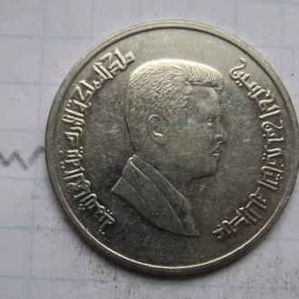 ИОРДАНИЯ. 5 пиастров 2009 года.