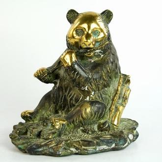 Статуэтка бронзовая Панда