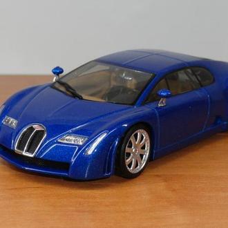 1/43  Bugatti Chiron  AutoArt