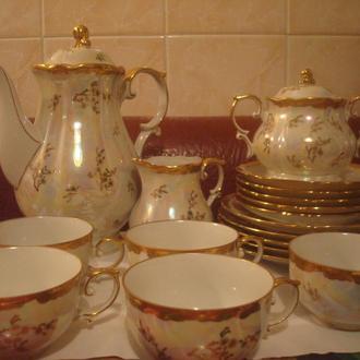 Набор чайный ОСКАР     ГДР