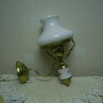 Бра, светильник, плафон  СССР