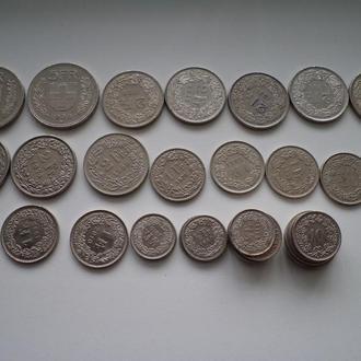 38 швейцарских франков