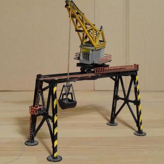 (1463) строение для макета в масштабе H0 (1:87)