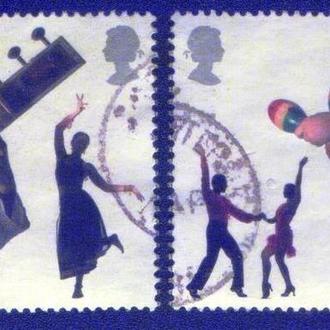 Великобритания (2006) Интеграция глазами молодежи - Звуки Британии