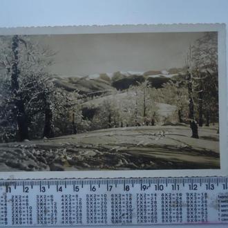 Закарпаття Карпати вид 1940 рр усть чорна