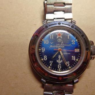 Часы Командирские, СССР