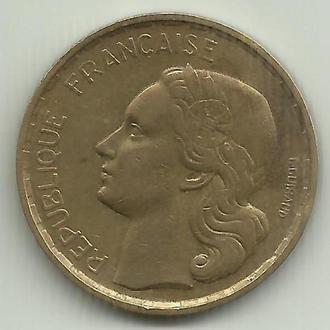 Франция 20 франков 1951