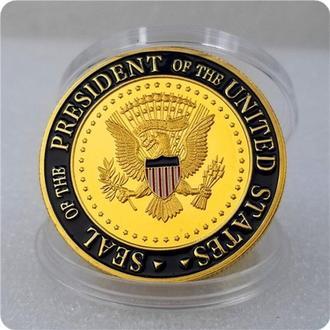 Сувенирная монета Президент США ДЖО БАЙДЕН