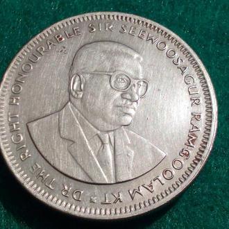 1 рупия Маврикий 2004 г.