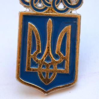 Знак Олимпийской сборной Украины