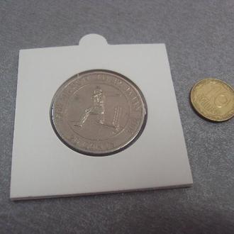 австралия 20 центов 2001 №595