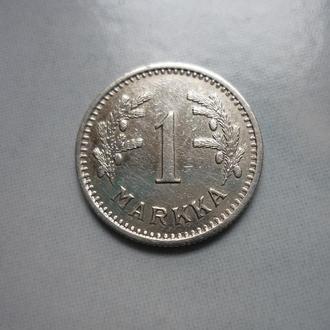 Финляндия 1 марка 1940 S