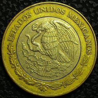 Мексика 10 песо 2002 год СОСТОЯНИЕ!!!!