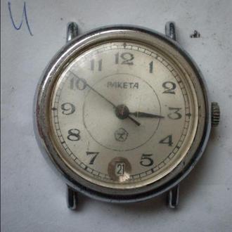 часы Ракета интересная модель сохран  060424