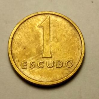 1 эскудо 1983 года Португалия СОСТОЯНИЕ !!! а2