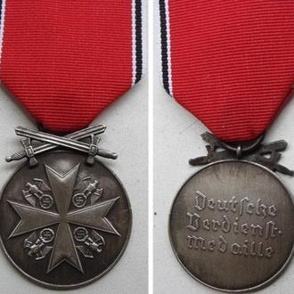 Медаль За заслуги ордена Германского Орла с мечами