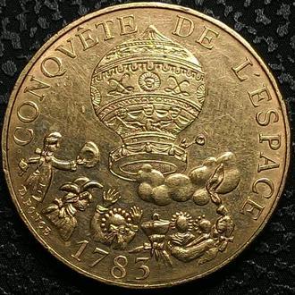 Франция 10 франков 1983 год СОСТОЯНИЕ!!!!