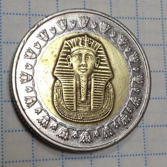 ЕГИПЕТ, 1 фунт 2008