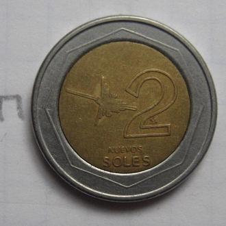 ПЕРУ, 2 соля 2002 года.