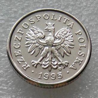 Польша 50 грош 1995 года