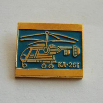 Знак авиации КА-26Г